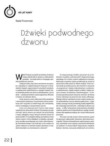 Page 24 of Rafał Foremski Dźwięki podwodnego dzwonu