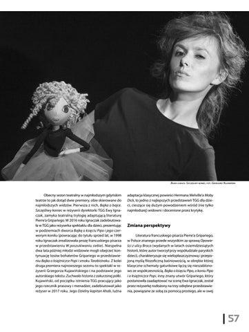 Page 59 of Anna Jazgarska Zuchwałe historie. Off dla dzieci w Teatrze Gdynia Główna [Teatr Gdynia Główna, Bajka o bajce. Szczęśliwy koniec oraz Zuchwała historia z zakurzonej półki