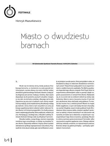 Page 66 of Henryk Mazurkiewicz - Miasto o dwudziestu bramach
