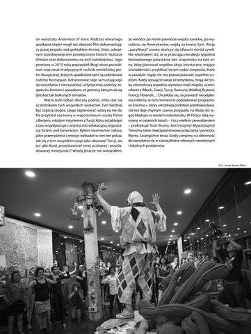 Page 71 of Henryk Mazurkiewicz Plac ośmiu miast, czyli o innych atrakcjach Madrytu [III Transitable Theatrical Territories, Madryt