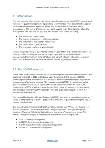 Page 3 of 1 Introduction