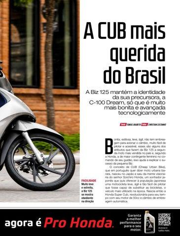 Page 21 of Honda Biz 125