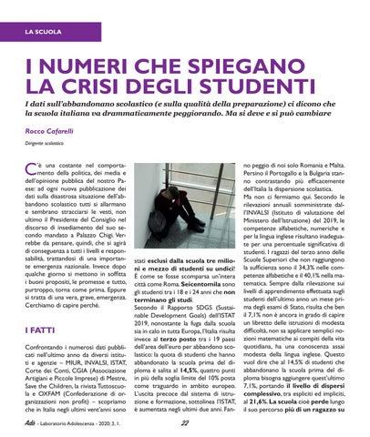 Page 24 of I NUMERI CHE SPIEGANO LA CRISI DEGLI STUDENTI