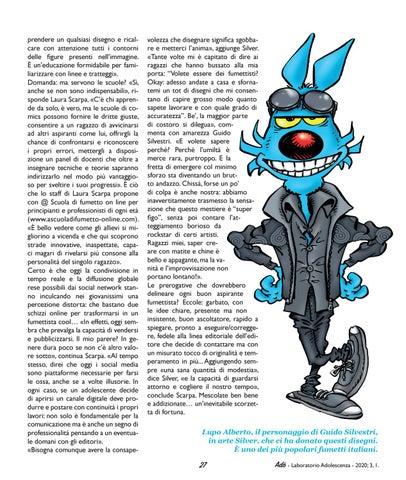 Page 29 of DA GRANDE VOGLIO FARE IL FUMETTISTA