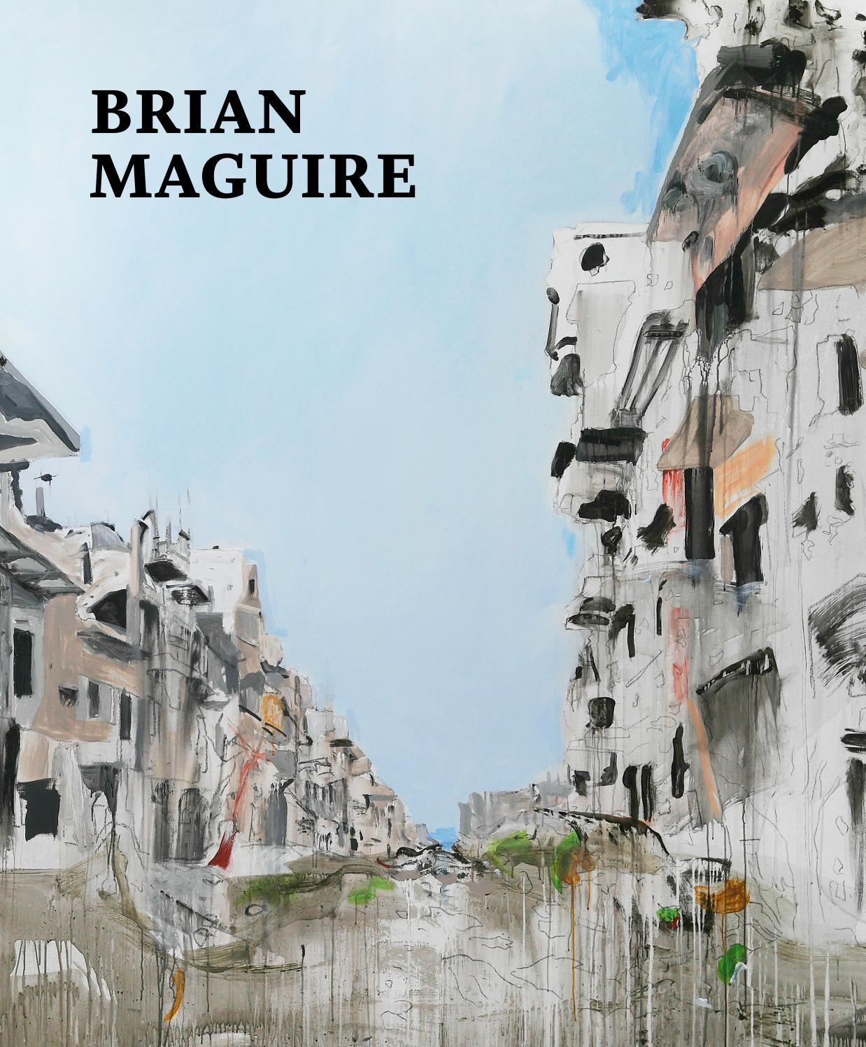 Brian Maguire By Kerlin Gallery Issuu