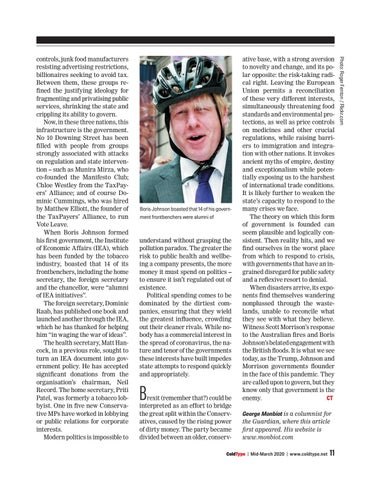 Page 11 of UK politics isn't designed to defend the public