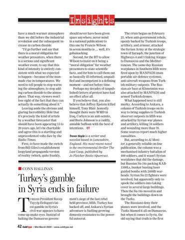 Page 42 of Turkey's gamble in Syria ends in failure
