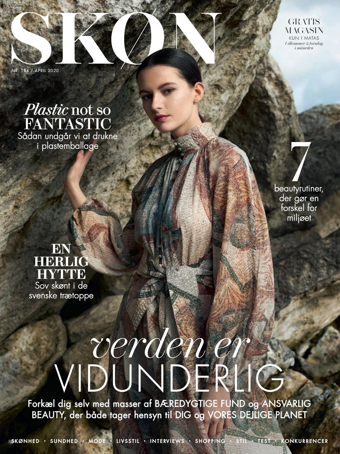 Picture of: Skon April 2020 By Magasinet Skon Issuu