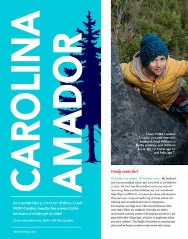Page 10 of Mid-Valley Cover MOM, Carolina amador