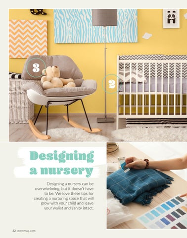 Page 22 of Designing a nursery