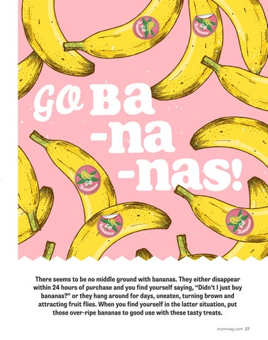 Page 27 of Go bananas