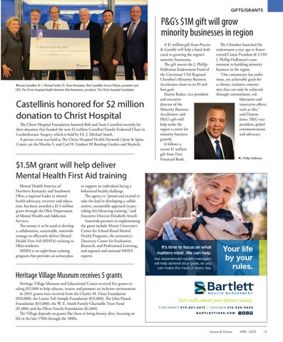 Page 15 of GIFTS & GRANTS   14-15