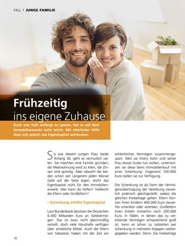 Page 10 of individuelle Finanzierung
