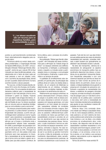 Page 15 of A importância da cidade acessível no