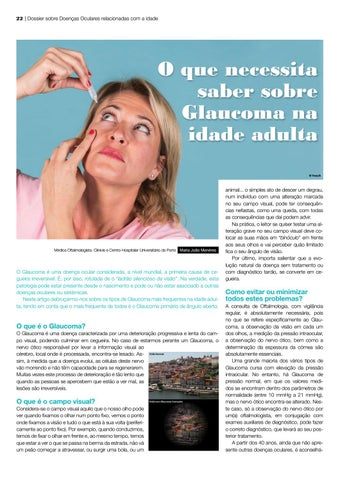 Page 22 of O que necessita saber sobre Glaucoma