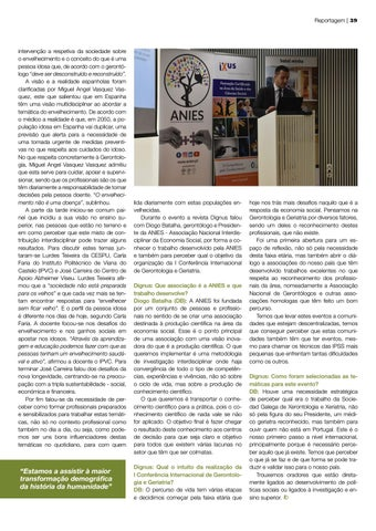 Page 39 of O envelhecimento numa visão transfronteiriça
