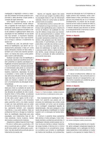 Page 41 of Saúde e reabilitação oral em doentes