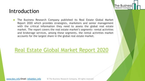 Page 2 of Real Estate Market Product Analysis