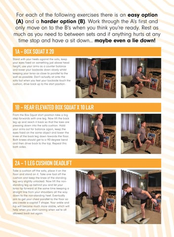 Page 15 of The Self-Isolation Home Workout