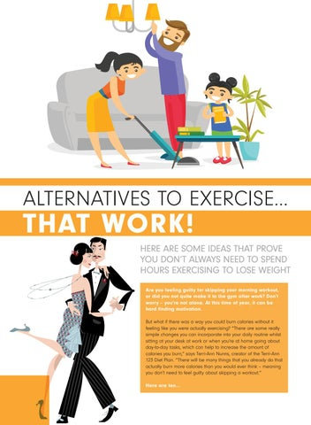 Page 25 of Alternatives To Exercise... That Work!