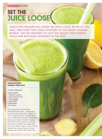 Page 32 of Juicing Recipes