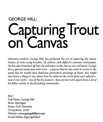 Page 166 of George Hill - Capturing Trout on Canvas