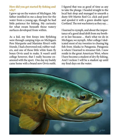 Page 167 of George Hill - Capturing Trout on Canvas