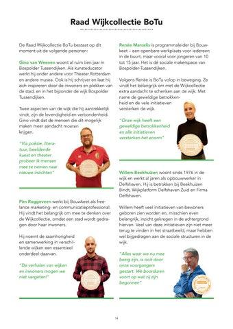 Page 16 of Raad Wijkcollectie BoTu
