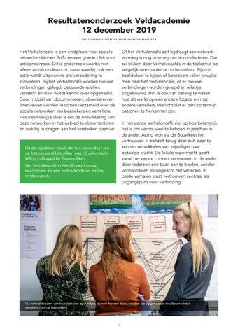 Page 18 of Resultaten onderzoek Veldacademie 12 december 2019