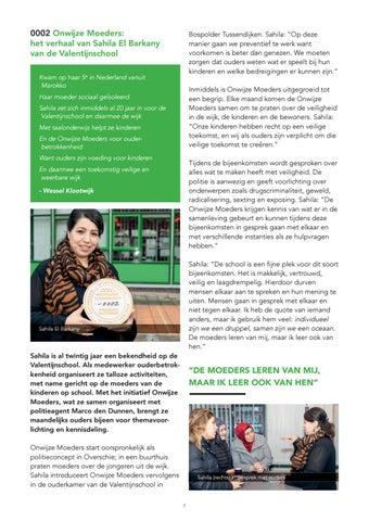 Page 9 of De Wijkcollectie: Verhalen en foto's