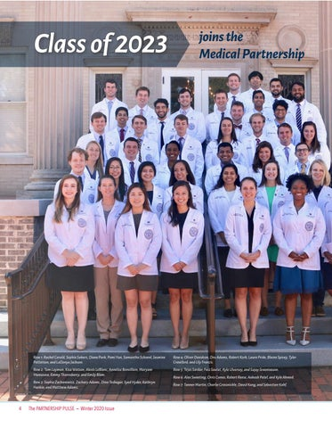 Page 4 of Class of 2020 joins the Medical Partnership