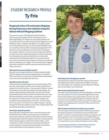 Page 9 of Student Research Profile: Ty Frix