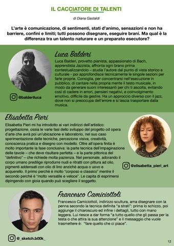 Page 13 of IL CACCIATORE DI TALENTI
