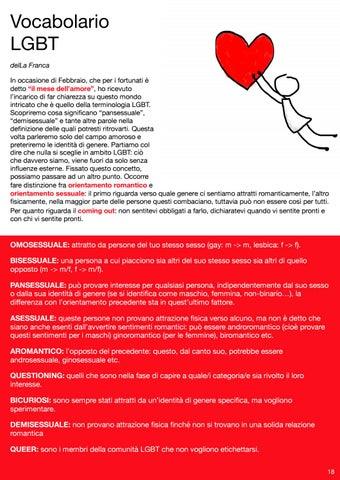 Page 19 of VOCABOLARIO LGBT
