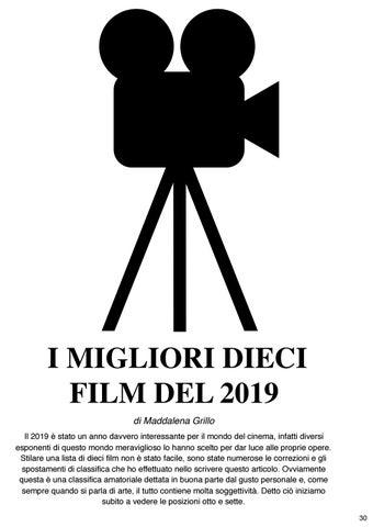 Page 31 of I MIGLIORI DIECI FILM DEL 2019