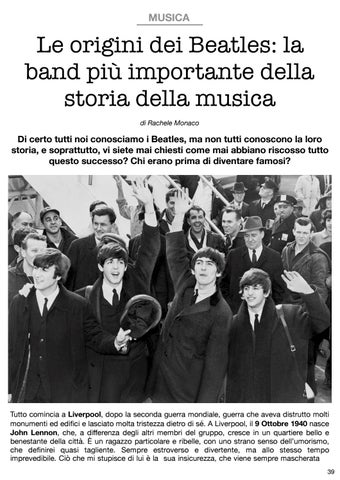 Page 40 of MUSICA - THE BEATLES