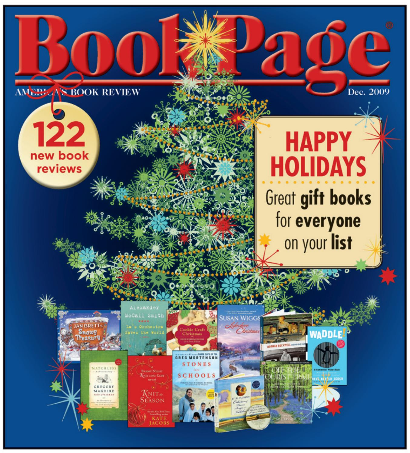 Bookpage December 2009 By Bookpage Issuu