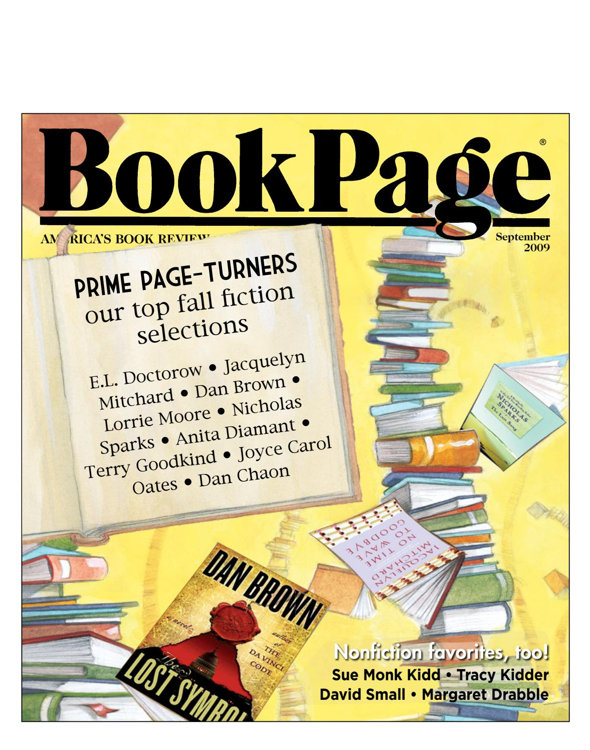 BookPage September 2009 by BookPage - issuu