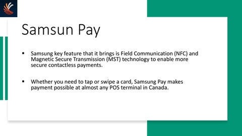 Page 6 of Samsung Pay