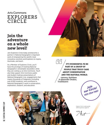 Page 24 of Explorers Circle