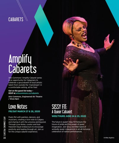 Page 28 of Amplify Cabarets