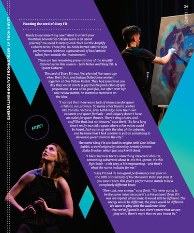 Page 29 of Amplify Cabarets