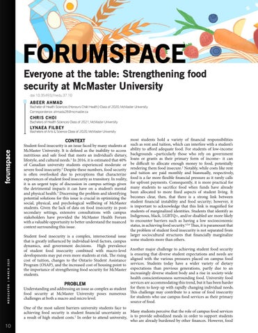 Page 12 of FORUMSPACE