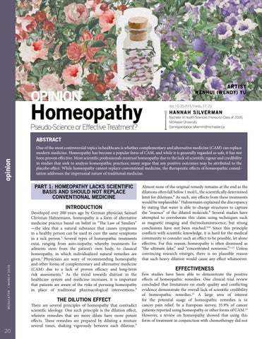 Page 22 of HOMEOPATHY