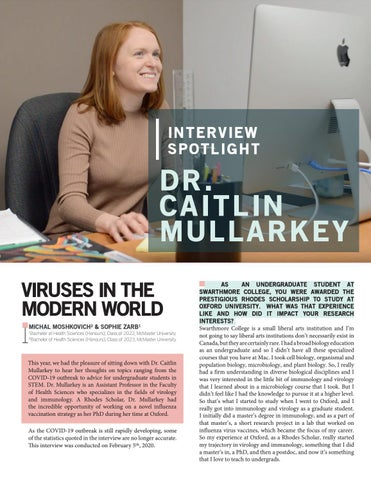 Page 24 of INTERVIEW SPOTLIGHT