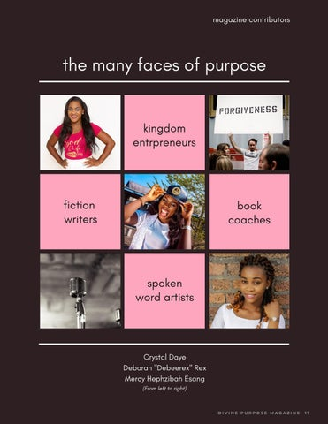 Page 13 of Now I See Her: A Woman's Journey To Being Her True Self