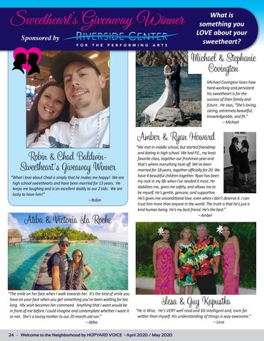 Page 24 of Sweetheart's Giveaway Winner