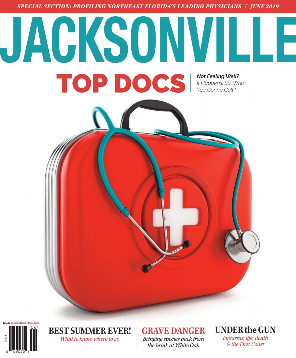 Jacksonville Magazine, June 20, Top Docs Issue by Jacksonville ...