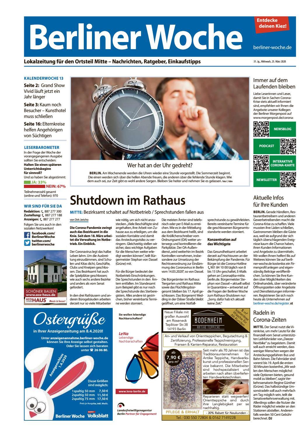 L8 Mitte by Berliner Woche   issuu
