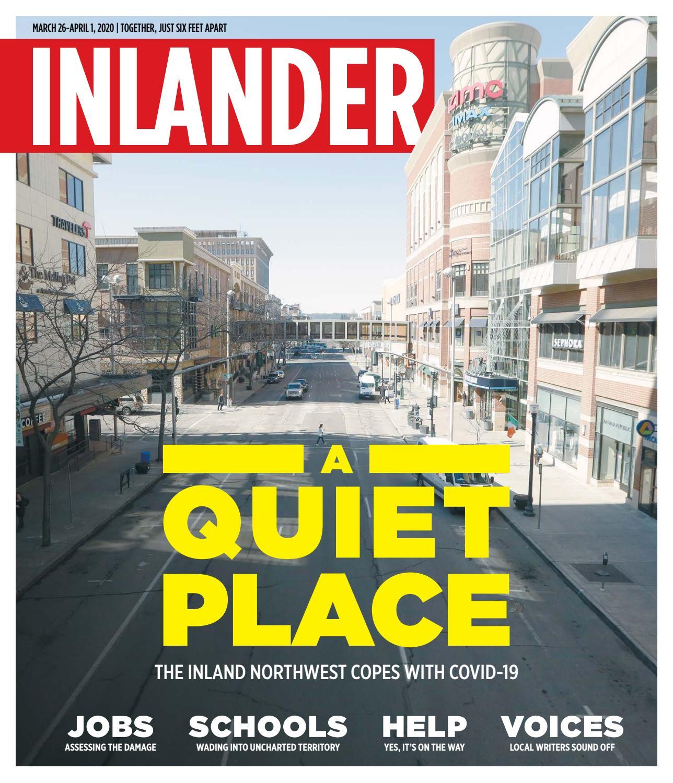 Inlander 03/26/20 by The Inlander - issuu